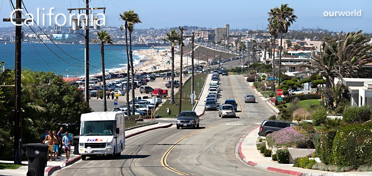 Redondo Beach, Los Angeles